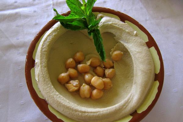 Hummus. Photo courtesy Jodi Ettenberg.