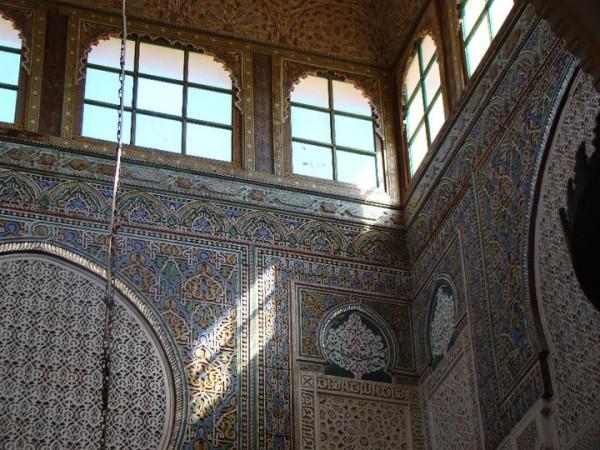 Mosque in the medina of Fez. Photo courtesy Kathy Meresz.