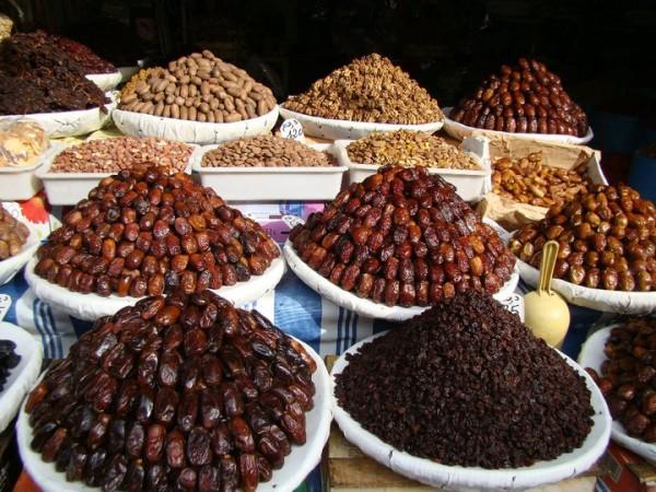 Deliciously sweet dried fruits. Photo courtesy Kathy Meresz.