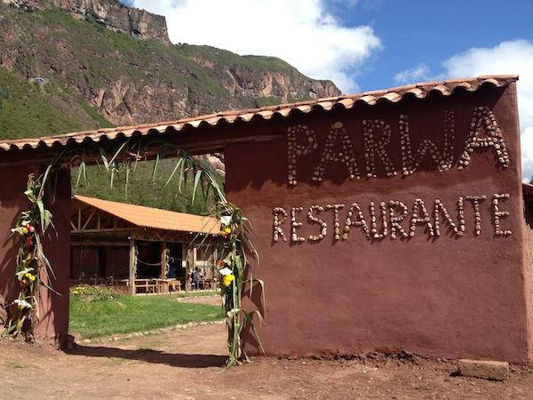 Parwa Community Restaurant opening