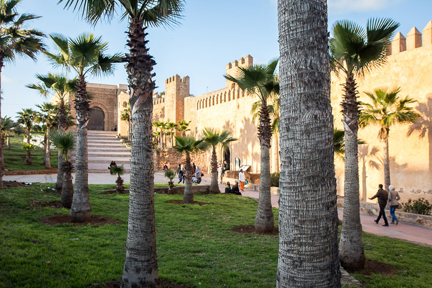 Rabat makes the World Heritage list for its imperial palaces and more.
