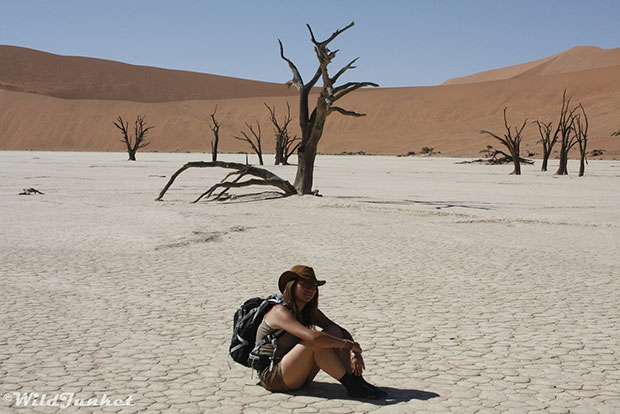 Namibia on an overlanding trip with G Adventures