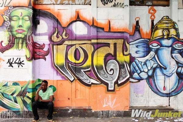 Street Art in Rio: An Evolution of Urban Culture