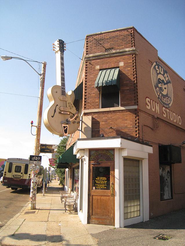 Sun Studio.