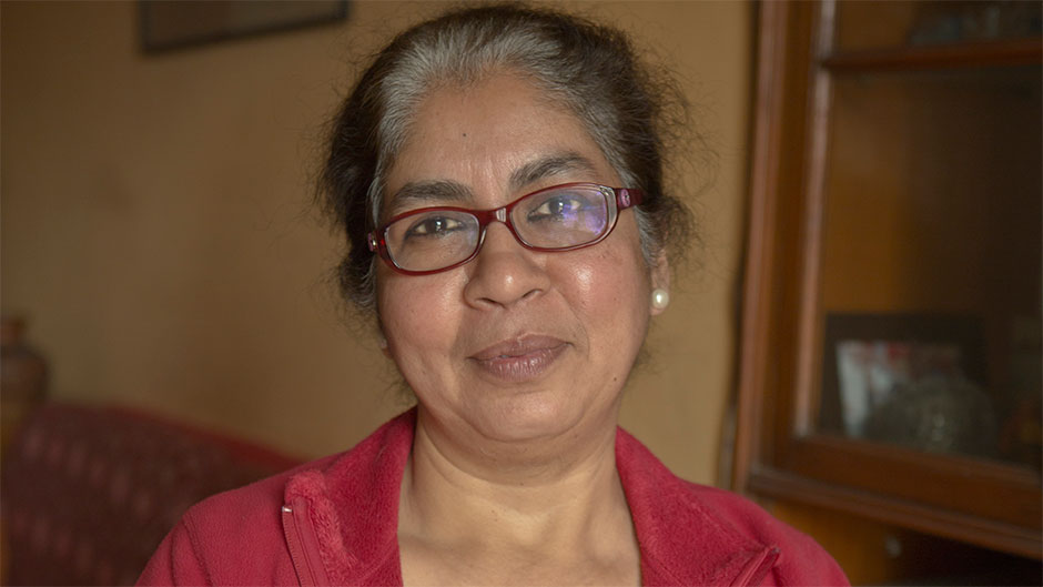 Executive Director and Founder of the Azad Foundation, Meenu Vadera
