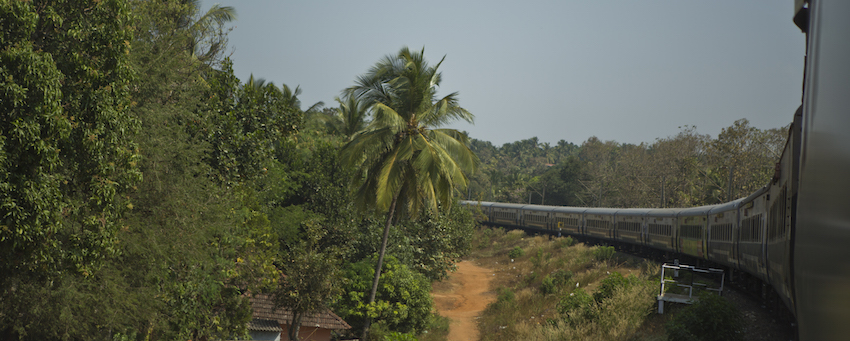 You'll make incredible memories on the rails in India.