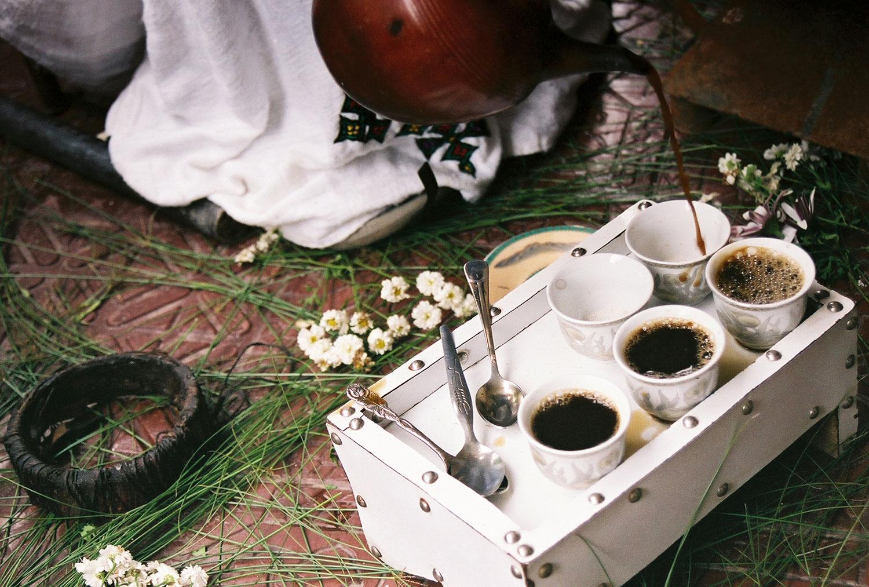 Coffee ceremony in Ethiopia. Photo courtesy Matt H.