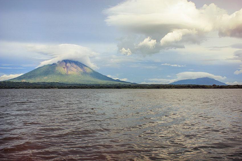 Ometepe Island in Nicaragua.