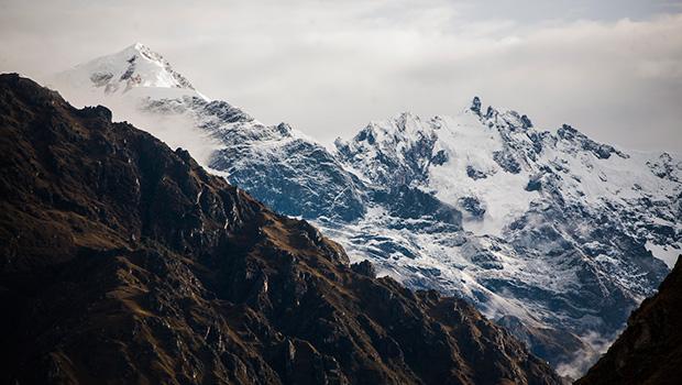 Beautiful landscapes of Peru.