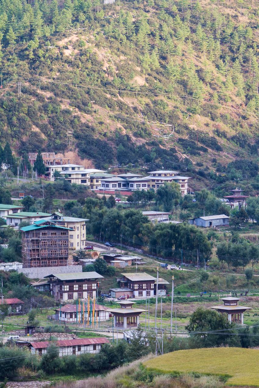 Boring Bhutan.