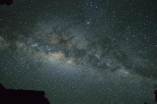 Starry night in Peru. Photo courtesy of Adam N.