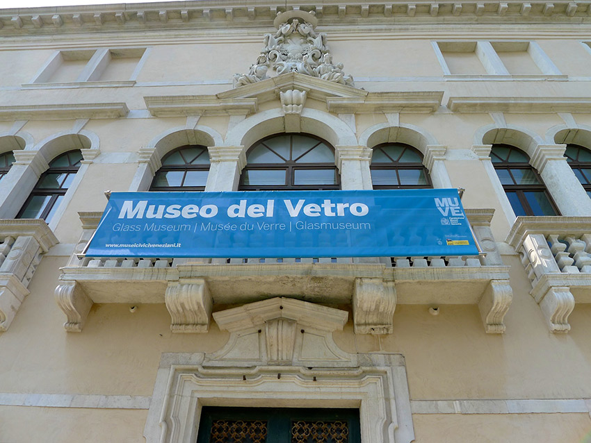 The Museo del Vetro. Photo courtesy Brad C.