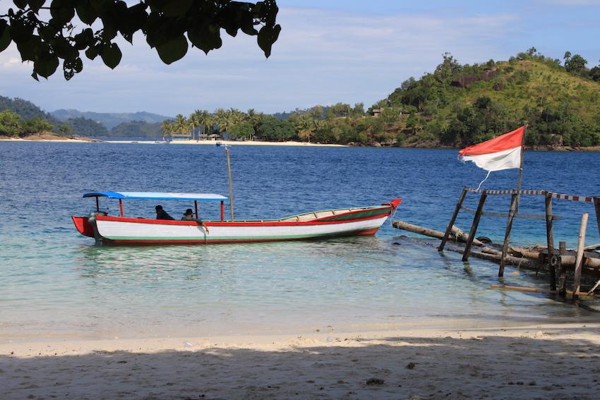 Pagang Island.