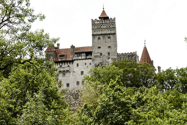 Bran Castle. Photo by M. Bartholomey.
