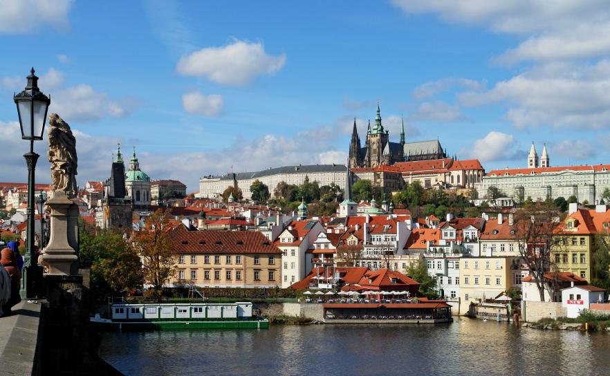 Prague's landscape leave an indelible mark on every visitor.