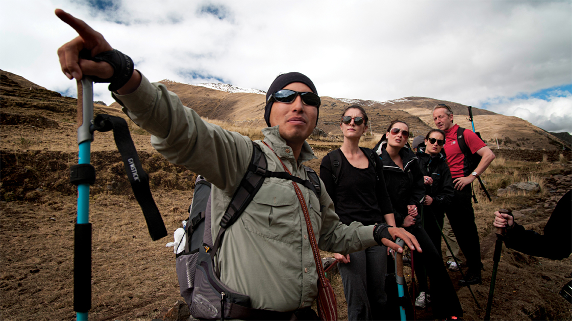 New to trekking? We'll show you the way!