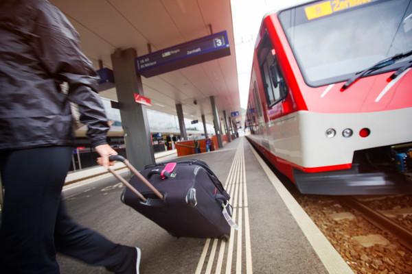 All aboard the TGV!