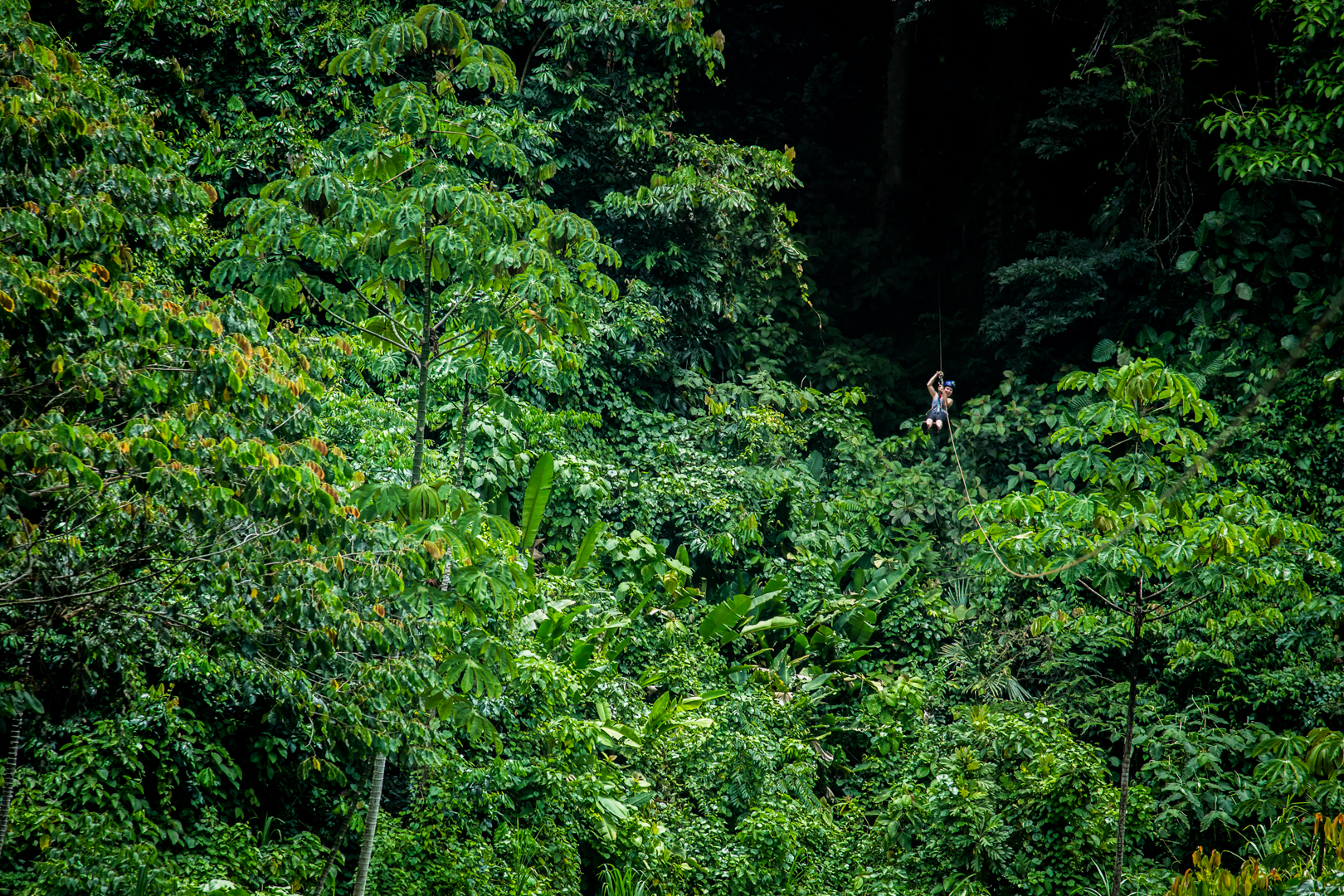 Costa Rica is known for its amazing ziplines, and for good reason.